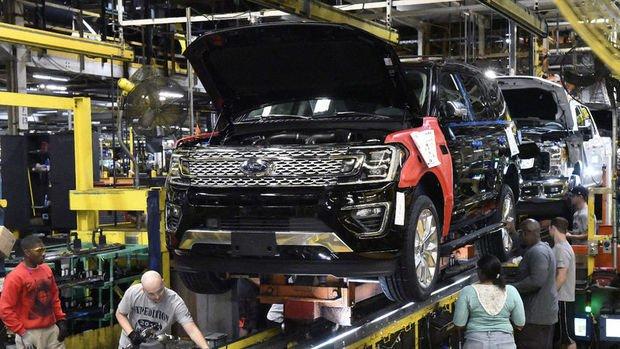 ABD'de fabrika siparişleri Mart'ta beklentiyi aştı