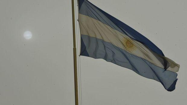 Arjantin Merkez Bankası haftalık repo faizini % 33.25'e yükseltti