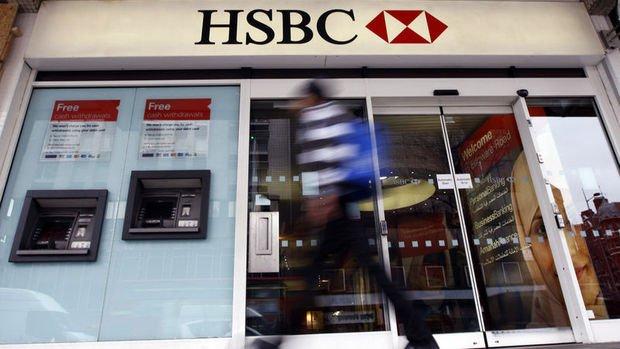 HSBC'nin ilk çeyrek karı tahmini karşıladı