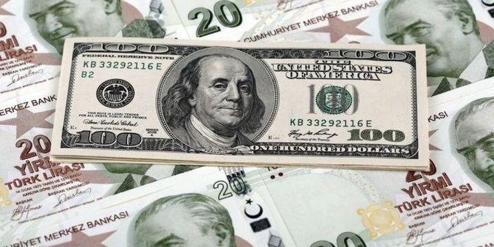 """Dolar/TL """"ABD TÜFE"""" sonrası 4.23"""
