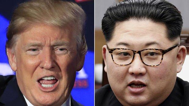 Trump Kuzey Kore Lideri Kim ile 12 Haziran'da görüşecek