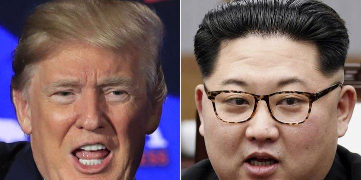 Trump Kuzey Kore Lideri Kim ile 12 Haziran