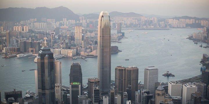 Hong Kong 1. çeyrekte beklentinin üzerinde büyüdü