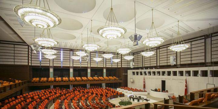 AK Parti CHP ve MHP Gazze için ortak bildiri yayımladı