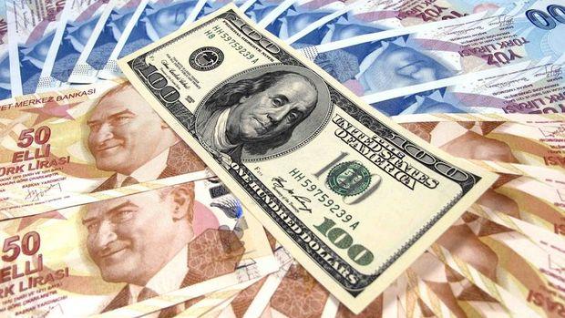 Dolar/TL 4.44'te dalgalanıyor