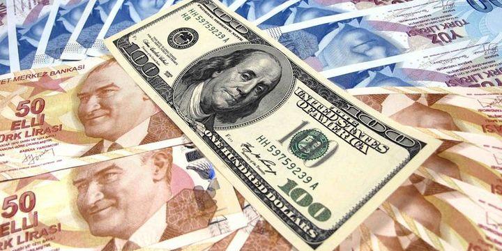 Dolar/TL 4.44