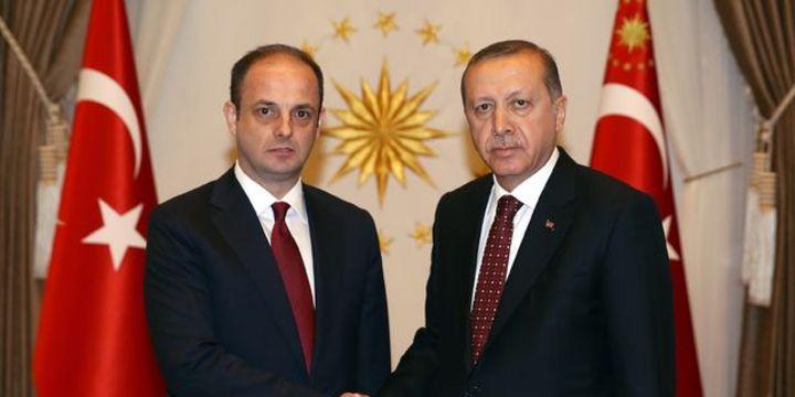 TCMB Başkanı Cumhurbaşkanı Erdoğan ile görüştü