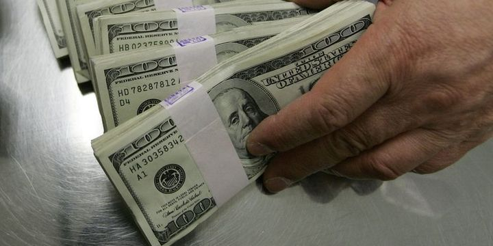 Kısa vadeli dış borç stoku 1. çeyrekte 122.0 milyar dolara yükseldi