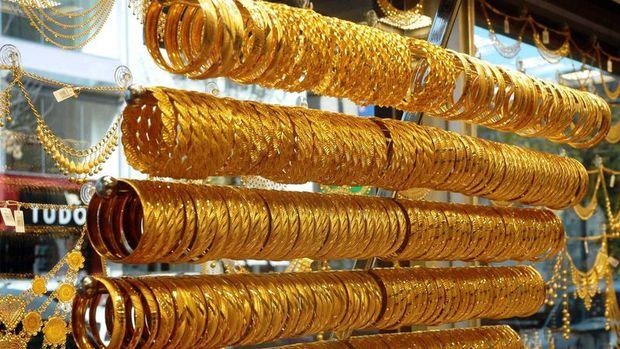 Kapalıçarşı'da altın fiyatları (18.05.2018)