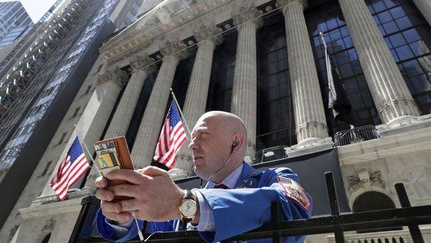 ABD borsaları karışık seyire döndü