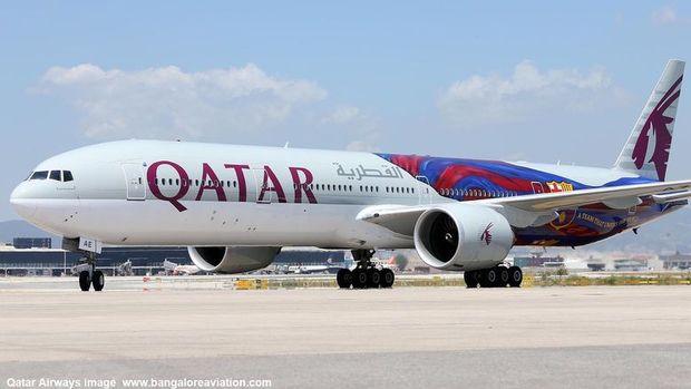 Katar'dan Avrupa'ya uçuş koridoru 2'ye düştü, AB ile görüşülüyor
