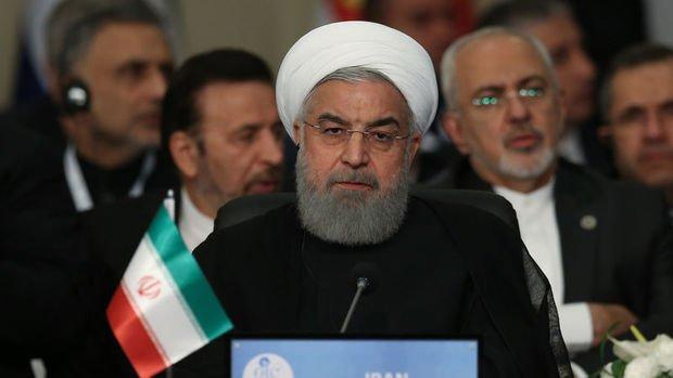 Ruhani: ABD'nin dünya hakkında karar almasını kabul etmiyorum