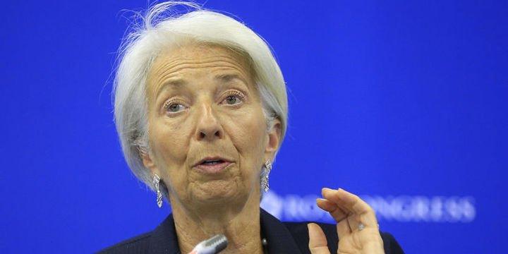 IMF/Lagarde: TCMB