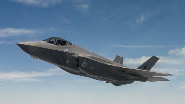 ABD'den Türkiye'ye F-35 engeli