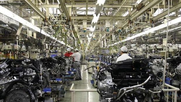Reel sektör güven endeksi Mayıs'ta geriledi