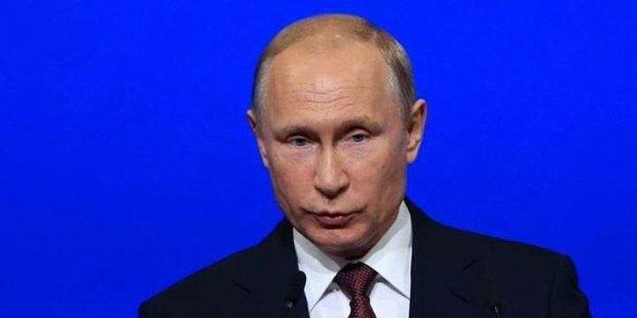 Rusya Lideri Putin