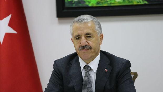 Bakan Arslan: Yeni Havalimanı'nda ilerleme seviyesi yüzde 90,5