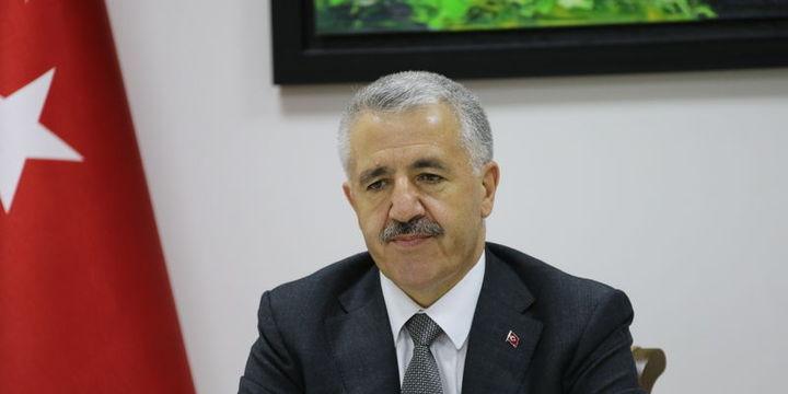 Bakan Arslan: Yeni Havalimanı