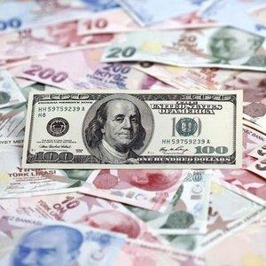 """DOLAR/TL """"TCMB"""" SONRASI 4.55'E KADAR GERİLEDİ"""