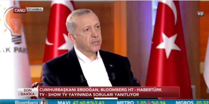 Cumhurbaşkanı Erdoğan: Hocalarımız bize