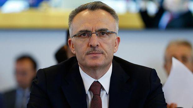 Ağbal: TCMB'nin bağımsızlığı önümüzdeki dönemde sürecek