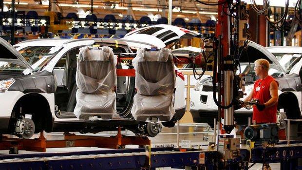 ABD'de imalat PMI Mayıs'ta 56.4 oldu
