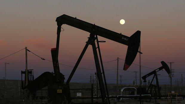 Petrol üretim beklentileri ile kayıplarını korudu