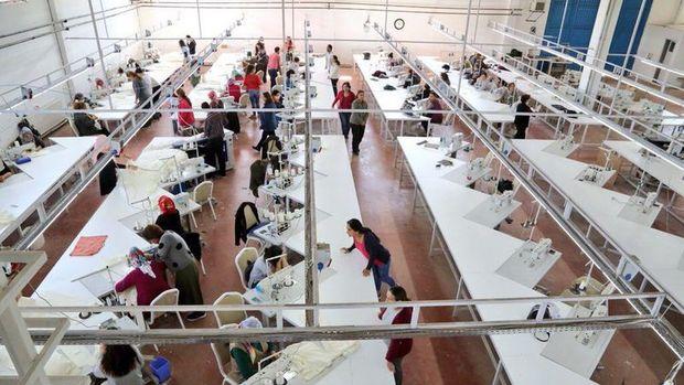 Tunceli'den Avrupa'ya tekstil ihracatı başladı