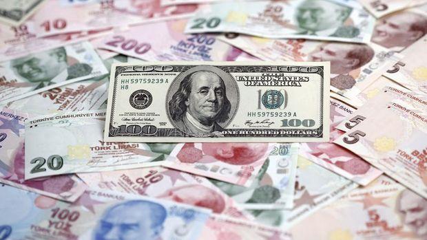"""Dolar/TL """"enflasyon"""" sonrasında 4.60'ın altını gördü"""