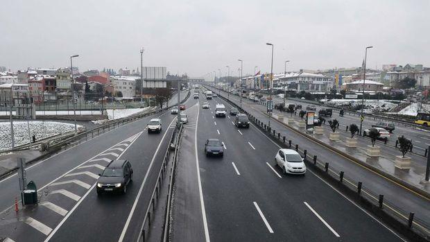 Günde ortalama 25 bin araç tescili yapılıyor