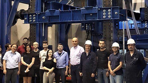 İlk yerli hidroelektrik türbini Kepez-1 hidroelektrik santralına takılacak