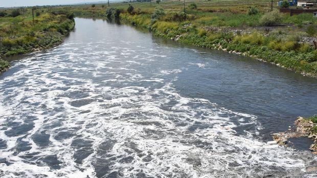 Türkiye'deki tatlı su kaynaklarının yüzde 79'u kirli