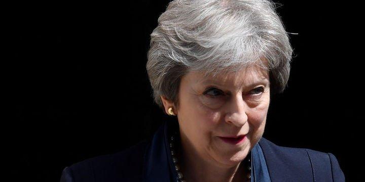 İş dünyası Theresa May