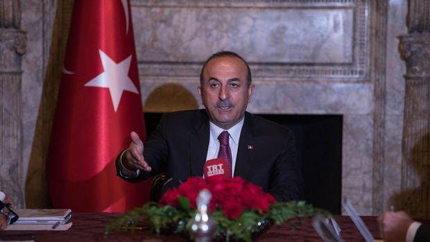 Çavuşoğlu: YPG'den silahlar alınacak