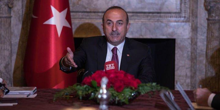Çavuşoğlu: YPG