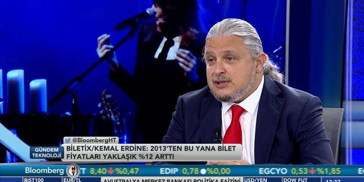 Biletix/Erdine: Yılın 2. yarısında bilet fiyatlarının yükselmesi olası