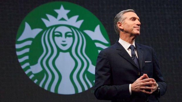 Starbucks CEO'su ABD başkanlık yarışına katılabilir