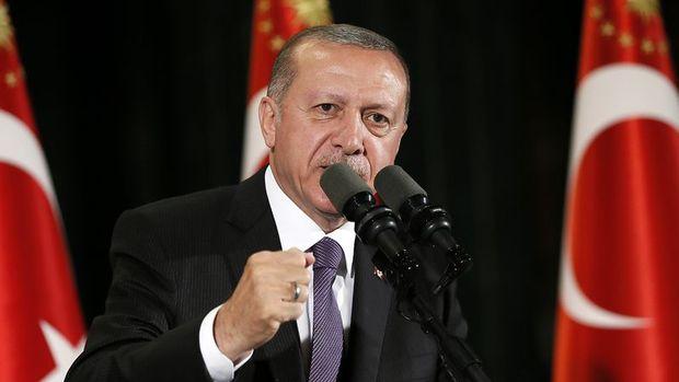 Erdoğan: Kur üzerinden oynanan oyunlarla 24 Haziran'dan sonra hesaplaşacağız