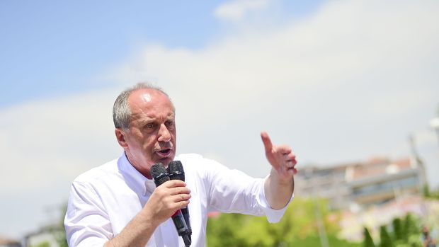 İnce'den Cumhurbaşkanı Erdoğan'a