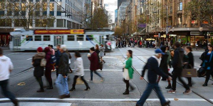 Avustralya ilk çeyrekte yüzde 1.0 büyüdü
