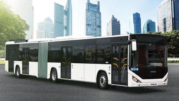 Otokar Bükreş Belediyesi'ne 400 otobüs satacak