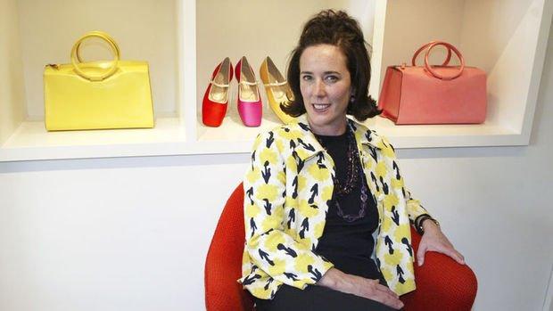 ABD'li ünlü moda tasarımcısı Kate Spade intihar etti