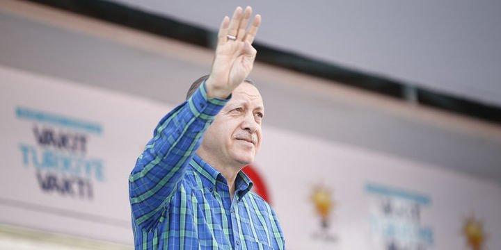 Erdoğan: Bu yıl 40 milyon turist bekliyoruz