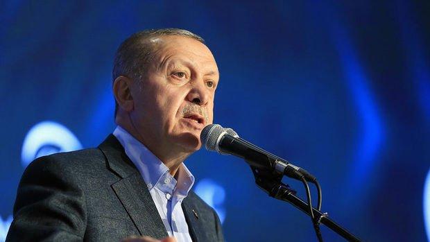Erdoğan: Bakalım büyüme rakamlarımızı görünce mahçup olacaklar mı?