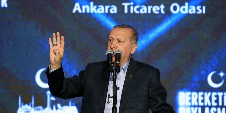 Erdoğan: Yastık altındaki dövizlerinizi sisteme sokun