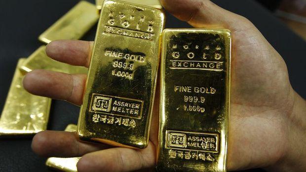 Altın hisse ve faizdeki yükselişin talebi kısması ile yatay seyretti