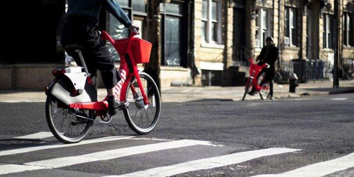 UBER bisiklet işine de giriyor