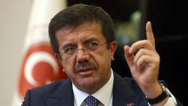 Zeybekci: Moody's'in Türk bankalarına yönelik kararı 'suç üstü yakalanmak'