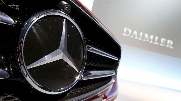 Mercedes Avrupa'da 774 bin aracı geri çağıracak