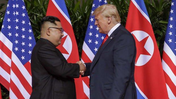 """Kuzey Kore nükleer silahlardan """"tam arınma"""" taahhüt etti"""